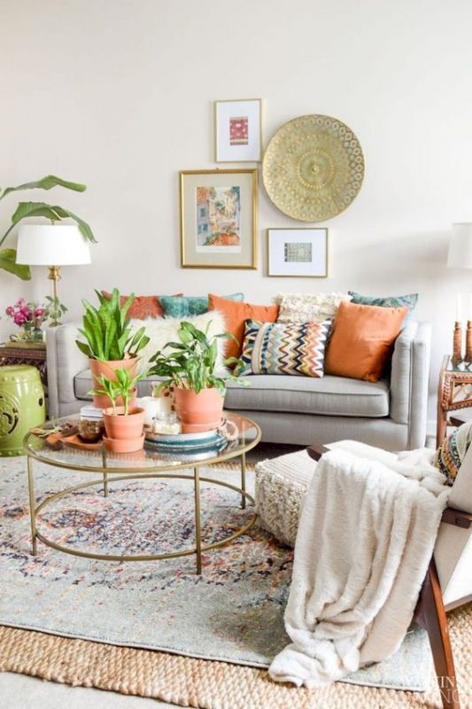Get Ready For Fall 6 Sofa Styling Tricks Daily Dream Decor