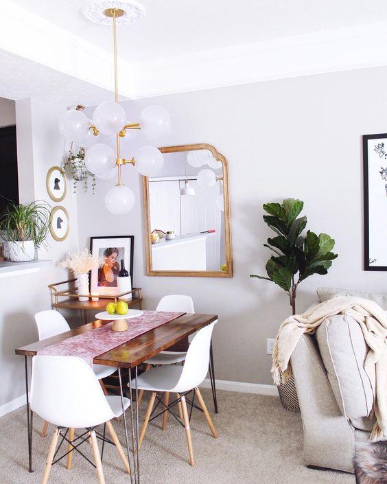 8 Dreamy Deco Ideas For A Small Apartment