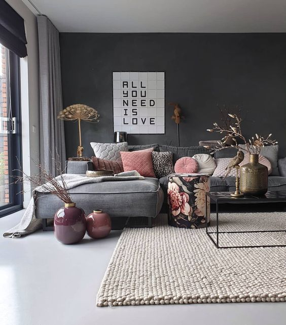 9 Cozy Living Room Ideas For 2019, Elegant Living Room Ideas 2019