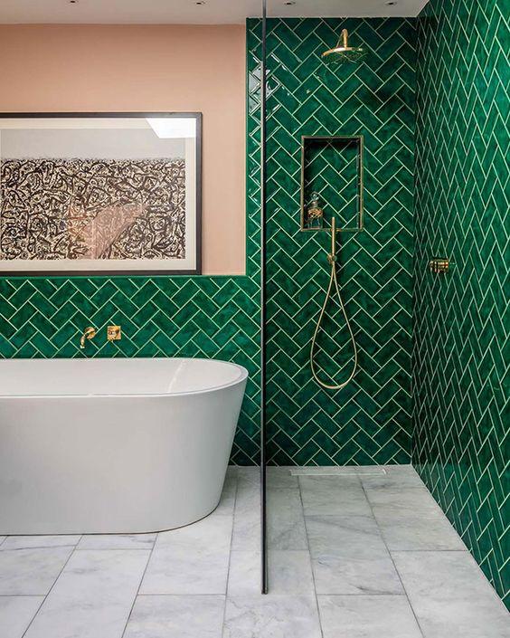8 retro inspired bathroom ideas that