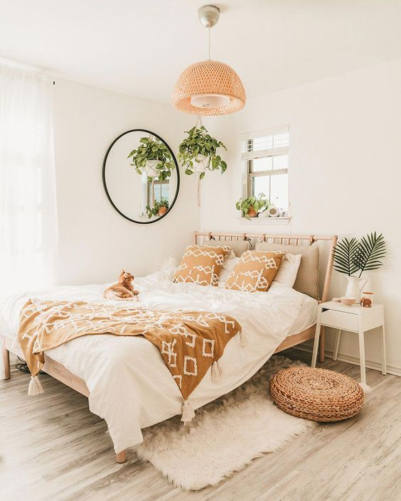 9 Dreamy Boho Bedrooms You Will Adore