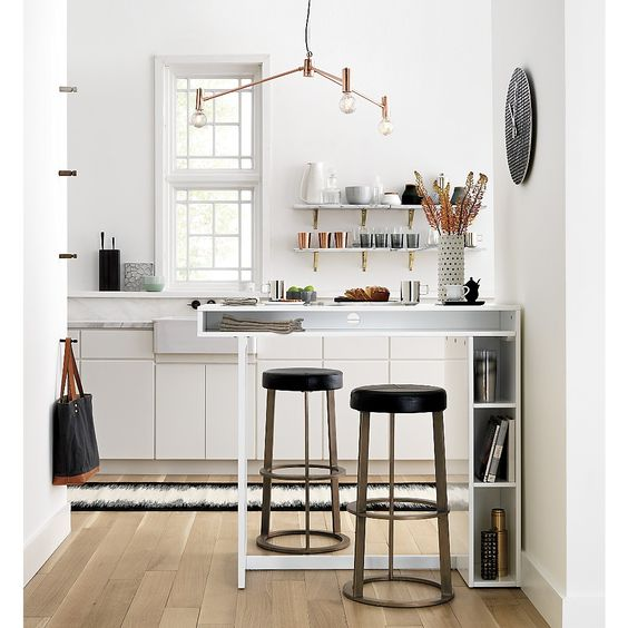 Small Corner Bar Ideas: 6 Cool Bar Corners For A Small Apartment