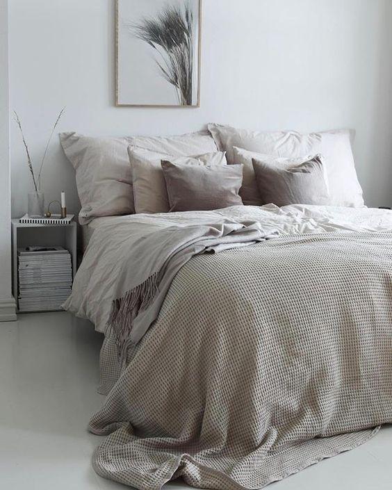 8 Dreamy Scandinavian Bedroom Ideas To Be Smitten With This Season