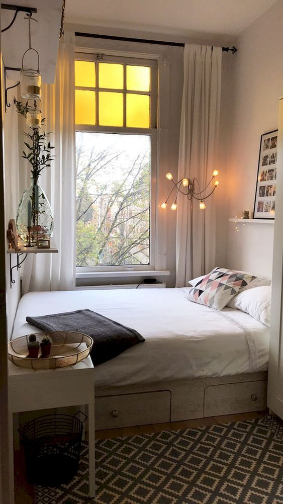 5 Practical Ideas For Small Bedrooms Daily Dream Decor