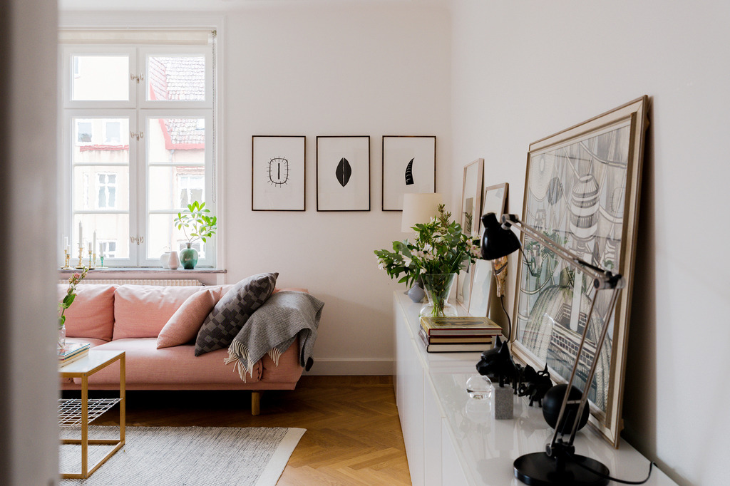 Scandinavian Apartment Daily Dream Decor