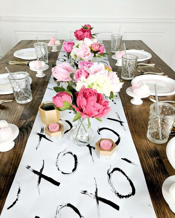 6 Decorating Ideas For The Valentine S Day Dinner Daily Dream Decor