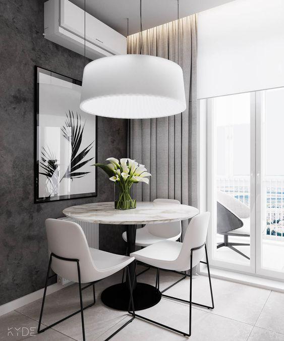 6 Unique Small Dining Room Design Ideas Daily Dream Decor