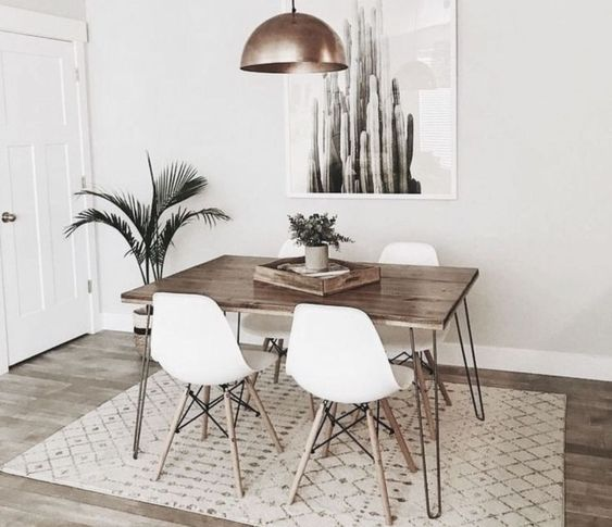 6 unique small dining room design ideas - Daily Dream Decor