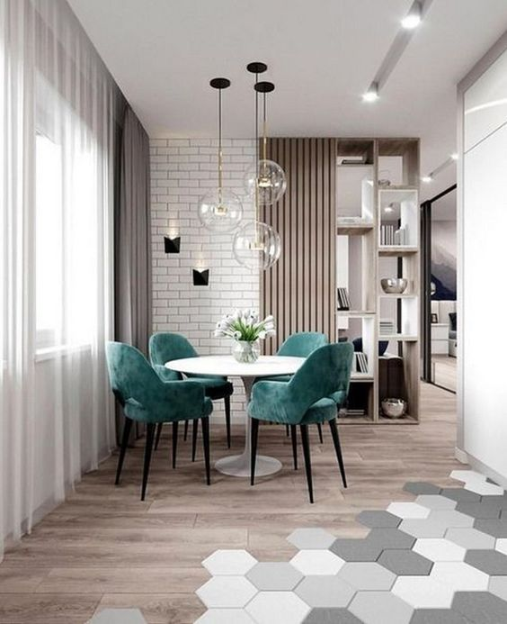 6 Unique Small Dining Room Design Ideas, How To Decorate Small Dining Rooms