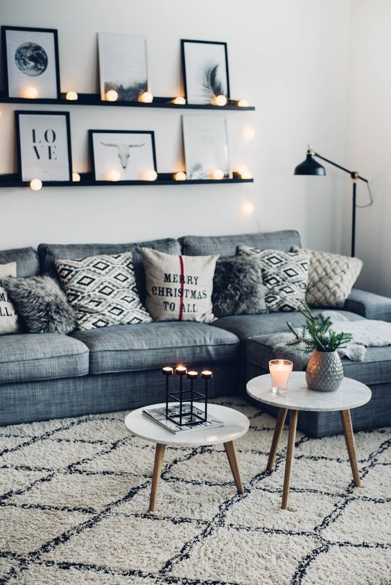 9 Dreamy Small Grey Living Rooms That Will Inspire You Daily Dream Decor