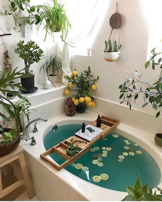5 Steps To Create The Perfect Spa Bath At Home Daily Dream Decor