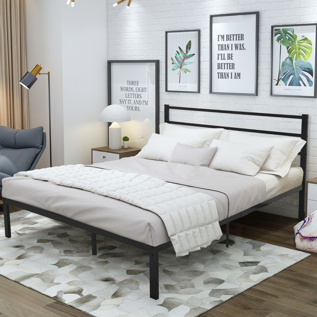 4 Modern Minimalist Bedroom Furniture Sets You Must Have Daily Dream Decor