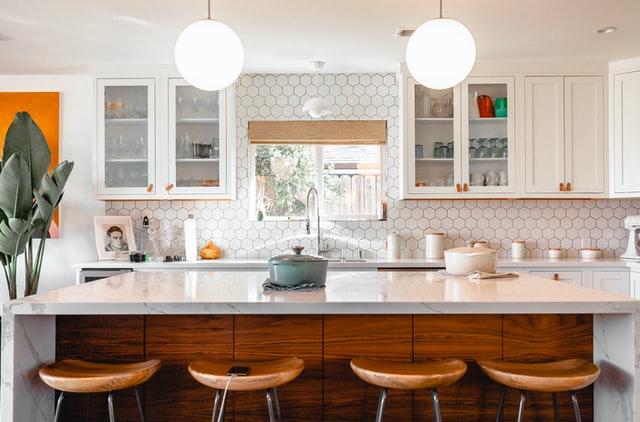 Quartz Countertop Design Ideas For Your Kitchen Daily Dream Decor