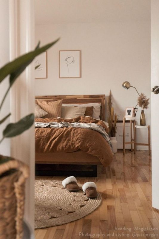 8 Modern Rustic Bedroom Ideas For A Chic Summer Daily Dream Decor