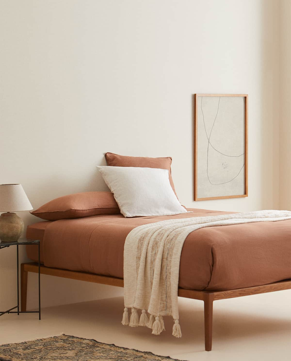 3 Calm looking bedrooms from Zara Home - Daily Dream Decor