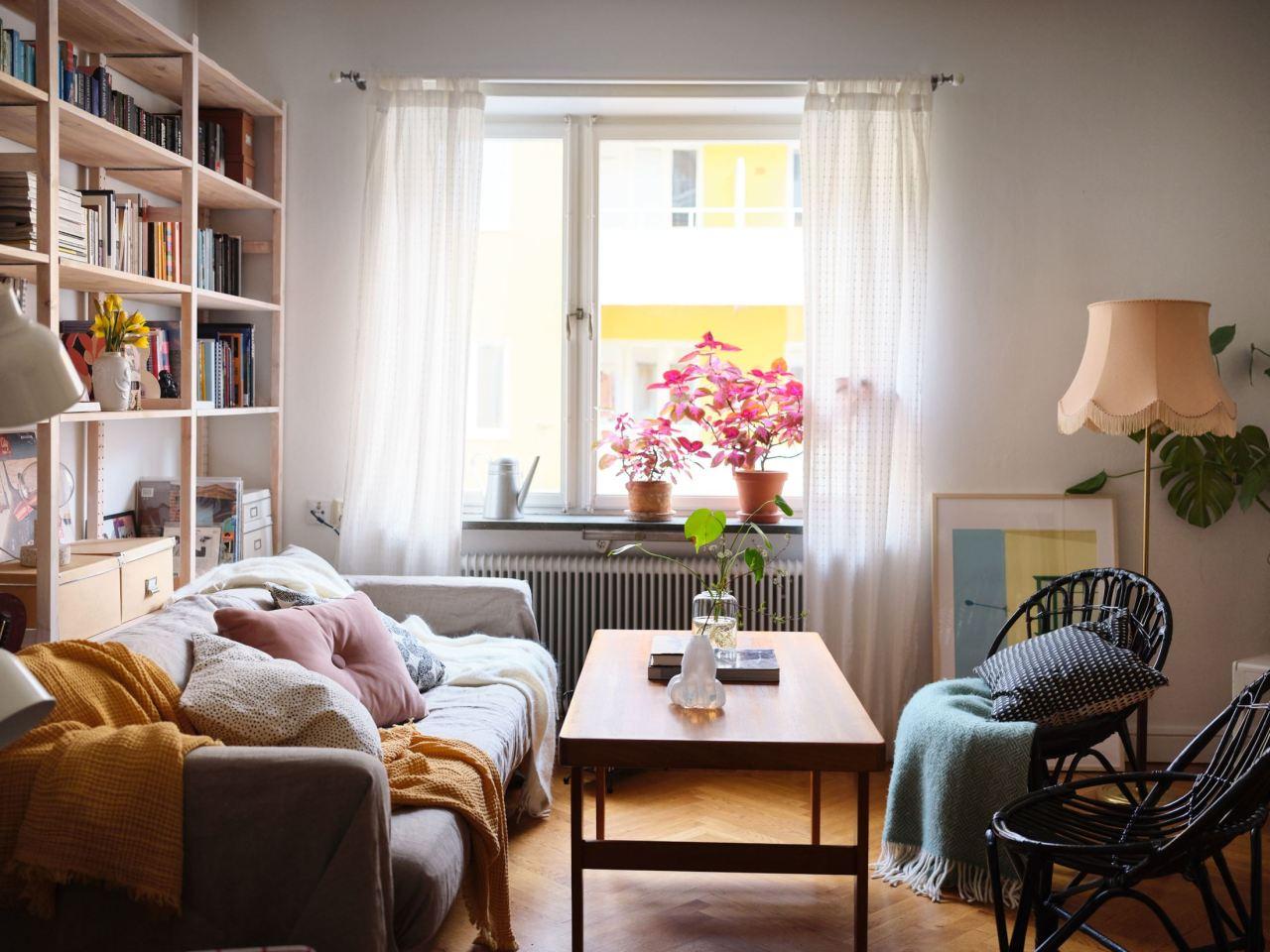 A small & cozy Scandinavian studio apartment - Daily Dream ...