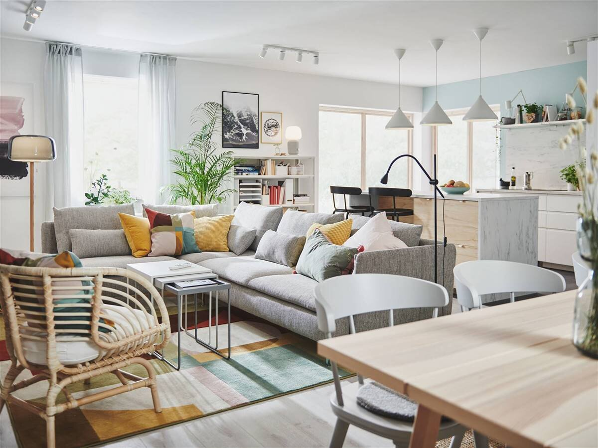 11 Dreamy living room ideas from IKEA 11 catalogue - Daily Dream