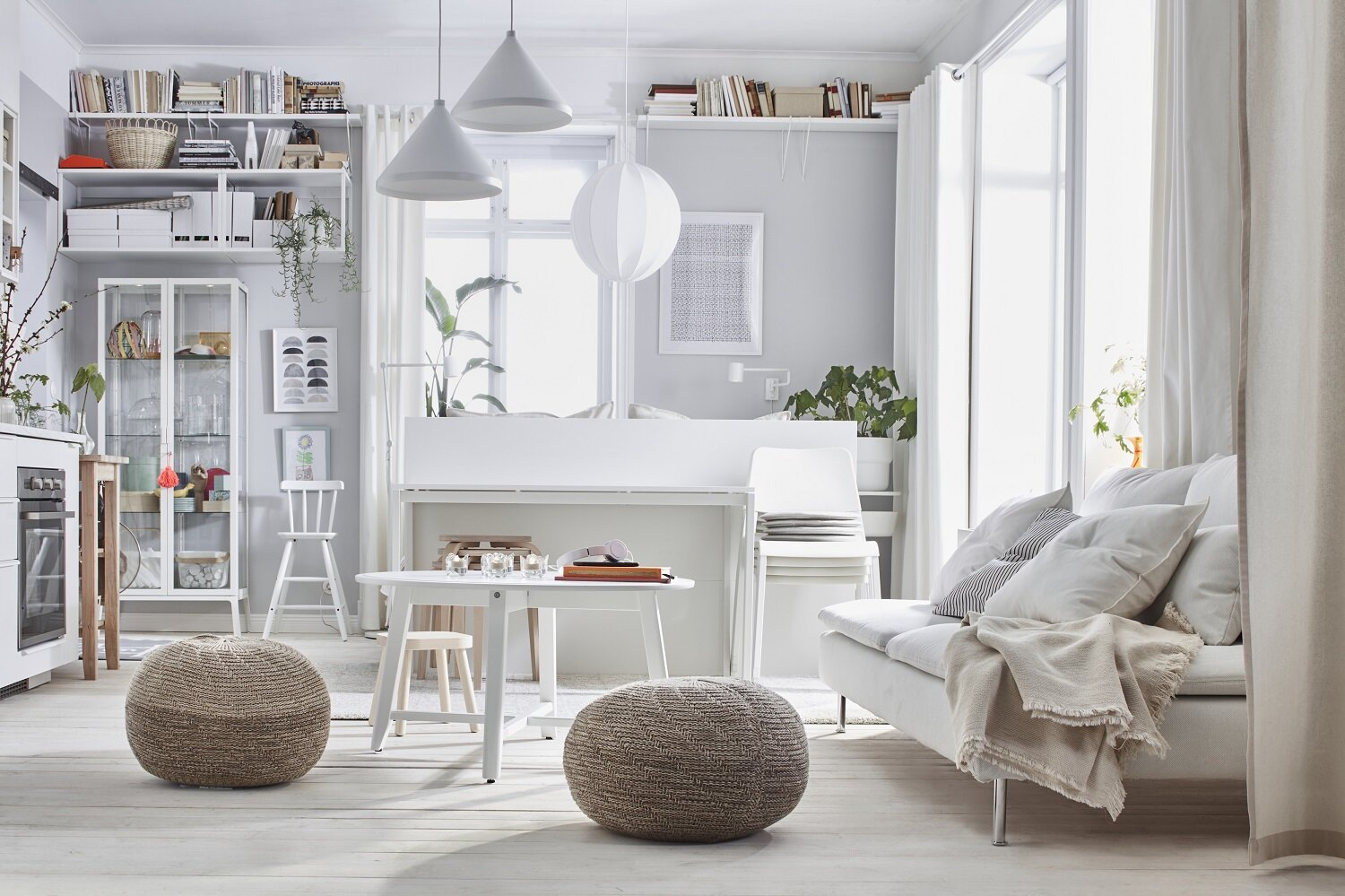 12 Dreamy living room ideas from IKEA 12 catalogue - Daily Dream
