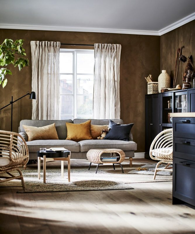 10 Dreamy living room ideas from IKEA 2021 catalogue ...