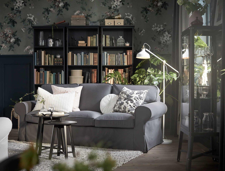 10 Dreamy Living Room Ideas From IKEA 2021 Catalogue - Daily Dream Decor