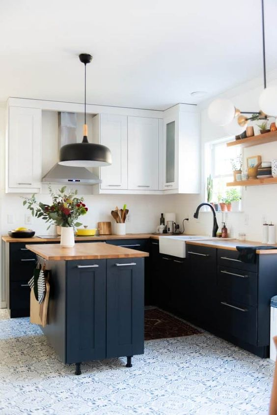 5 Tiny Kitchen Island Ideas For The Perfect Kitchen Space Daily Dream Decor