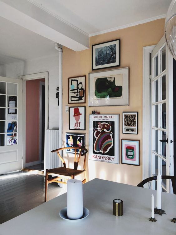7 Stunning artsy spaces we adore this season