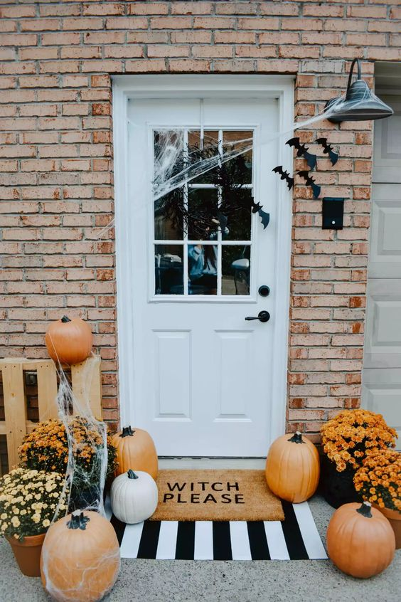 5 Outdoor Halloween Decoration ideas to try this year