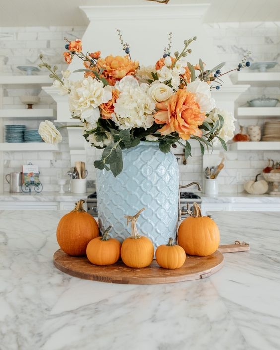 10 Easy tricks to decorate your apartment for fall