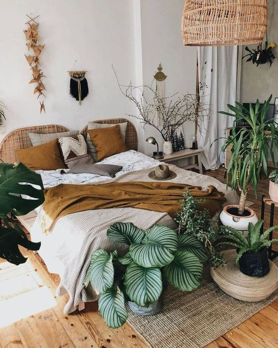 6 Dreamy urban jungle ideas for your home