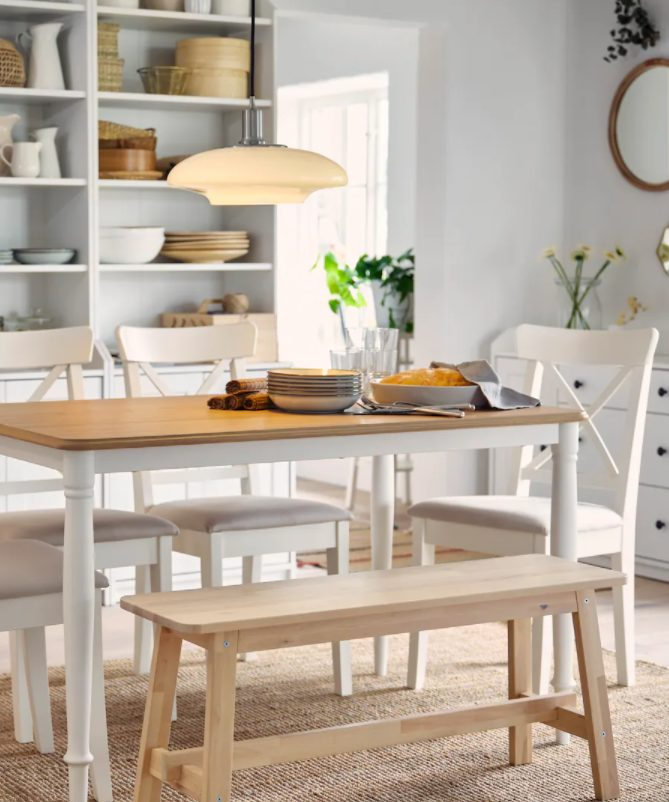 5 New IKEA dining spaces for fall 2021/2022